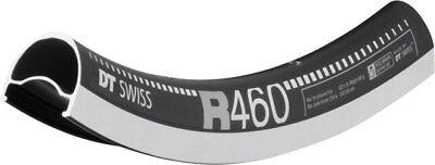 New DT Swiss R 460 700c Tubeless-Ready Road Rim: 28h Black