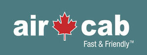 Order your cab online ANYTIME! www.aircab.ca