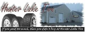 tire warehouse clearance sale starting at $39.00 each