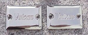 2003-2008 Kawasaki Vulcan 1600 CHROME FLUID CAPS
