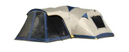 Oztrail 9+3 Seaview Tent Mount Louisa Townsville City Preview