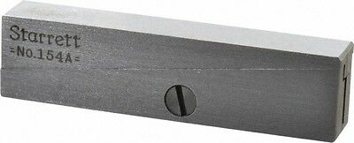 Starrett 38 To 12 Adjustable Parallel 1-34 Long X 932 Thick
