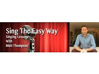 Huge Discount! 6 Week Beginners Singing Lessons. Smaller Class Sizes For Quality Learning.