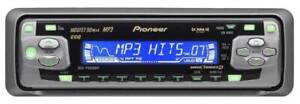 The Pioneer DEH-P4500MP Car CD/ MP3 Player
