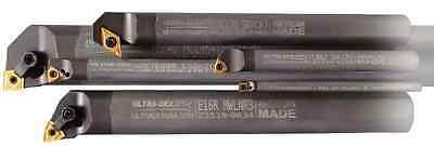 Usa Coolant Solid Carbide .750 Shank Positive Triangle Boring Bar Tpmt