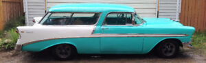 RARE AND DESIRABLE – 1956 Chevrolet Nomad