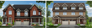 Brand New Sami Detached Houses Available for Sale in Milton