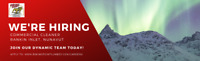 HIRING! Cleaner - willing to relocate to Rankin Inlet, Nunavut