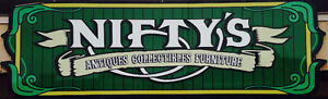 Nifty's Antiques-Antiques and collectables, furniture, vintage,