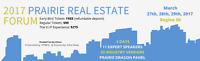 Get Your Tickets/ Prairie Real Estate Forum / 3-Day Event