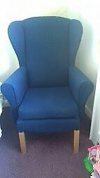High back chair very good condition