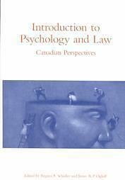 Introduction to Psychology & Law, Canadian Perspectives