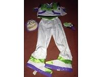 KIDS DRESS UP TOY STORY BUZZ LIGHT YEAR OUT FIT
