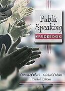 Public Speaking Osborn