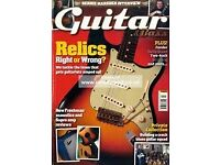 170 the guitar magazines