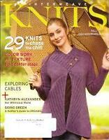 Interweave Knits, Spin Off and Wild Fibers Magazines