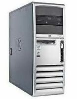 HP Intel, Core 2 Duo 1.86 GHz Dual Core Desktop,