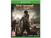 WANTED!! Dead Rising 3 xbox one game