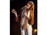 2 Tickets to Florence + The Machine with Kendrick Lamar on 2 July at Hyde Park