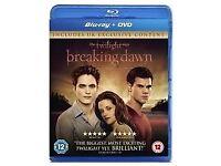Twilight FULL Series - BluRay