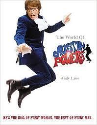 The World of Austin Powers book