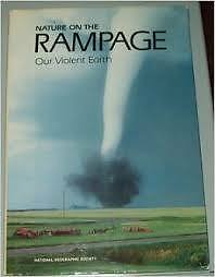 Nature on the Rampage - Our Violent Earth  (hardcover)