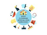 Deep Cleaning | End of Tenancy | Professional house cleaning services | Domestic cleaning