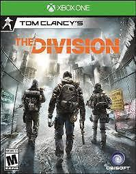 Brand New The Division Xbox One
