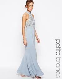 Jarlo London Maxi halter dress
