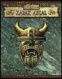 Warhammer fantasy roleplay books