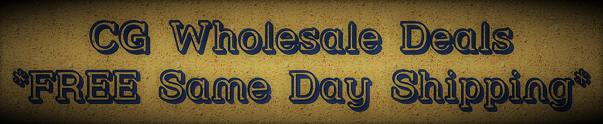 cgwholesaledeals eBay Same Day Ship