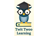 TWIT TWOO LEARNING, Face to Face or Online tuition