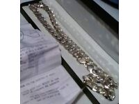 """Heavy Silver 20"""" Chain (boxed as new with 925 hallmark)"""