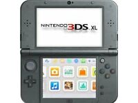 WANTED new nintendo 3ds xl (2015)