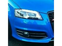 Audi a3 dry xenon s3 s line drivers side headlight