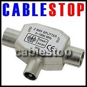 TV Aerial Cable Splitter