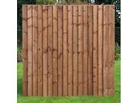 5ft vertilap fence panel brand new
