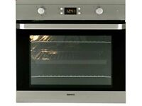 Stainless Steel Electric Beko Oven (New, still in packaging) 59 cm