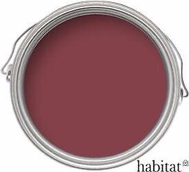 Habitat Prune Multi Surface Emulsion Paint (2.5L)