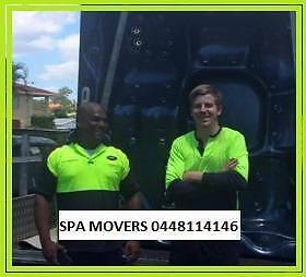 Spa removals Chermside Brisbane North East Preview
