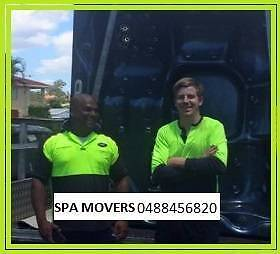 Spa removals australia Carindale Brisbane South East Preview