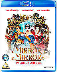 Mirror Mirror Bluray and DVD Combo 2012 2Disc Set - <span itemprop='availableAtOrFrom'>Torpoint, United Kingdom</span> - Mirror Mirror Bluray and DVD Combo 2012 2Disc Set - Torpoint, United Kingdom