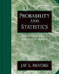 Probability and Statistics for Engineering Textbook