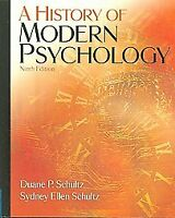 A History of Modern Psychology, 9th Ed