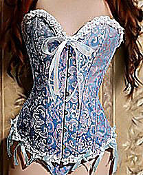 Corsets, dresses, tops, jewelry, leggings, and more!