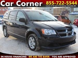 2013 Dodge Grand Caravan SE /7-PASSENGER WITH STO-N-GO -$139 b/w