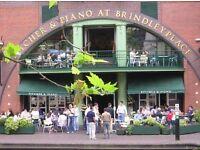 Chef De Partie (Full & Part time) - Pitcher & Piano, Birmingham