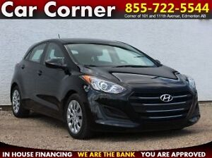 2016 Hyundai Elantra GT LIKE NEW/EFFICIENT/WARRANTY/$119 B/W!
