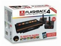 Flashback 4 classic games console