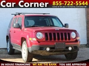 2013 Jeep Patriot Sport 4WD/HEATED SEAT&WHEEL/WARRANTY/$119 B/W!